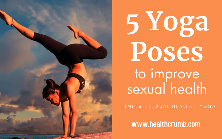 Set Fire to Your Sex Life with These 5 Yoga Poses