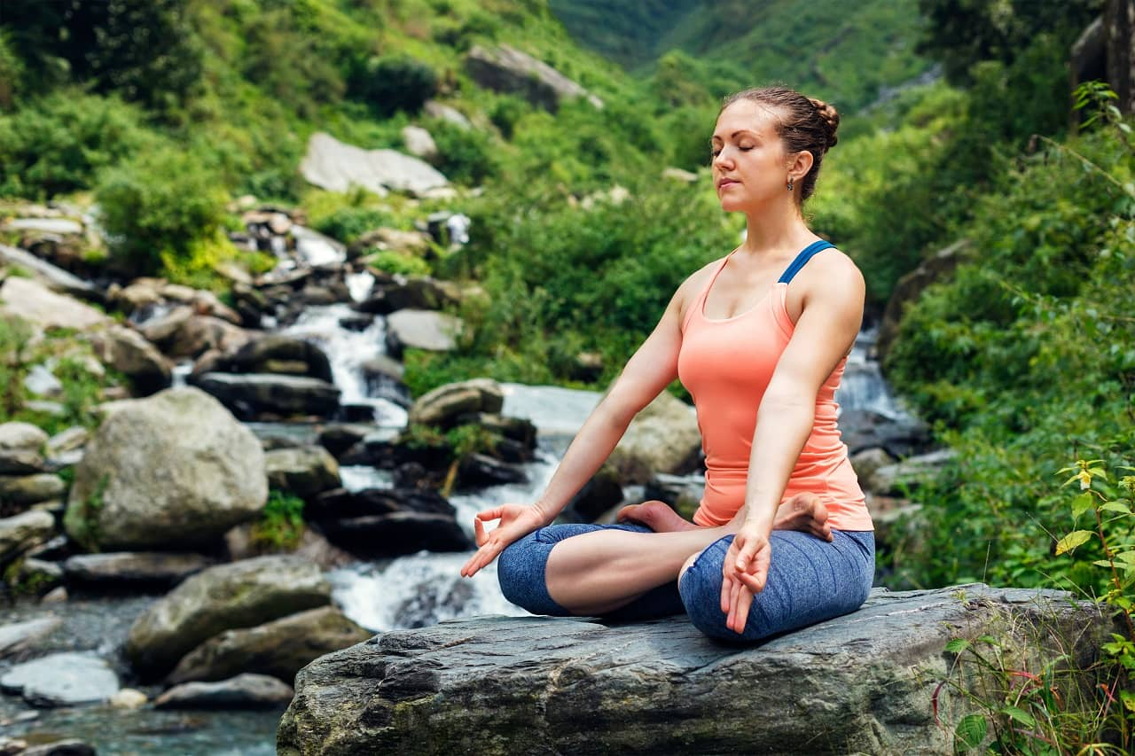 Gyan Mudra for weight loss - Yoga Mudras For Weight Loss