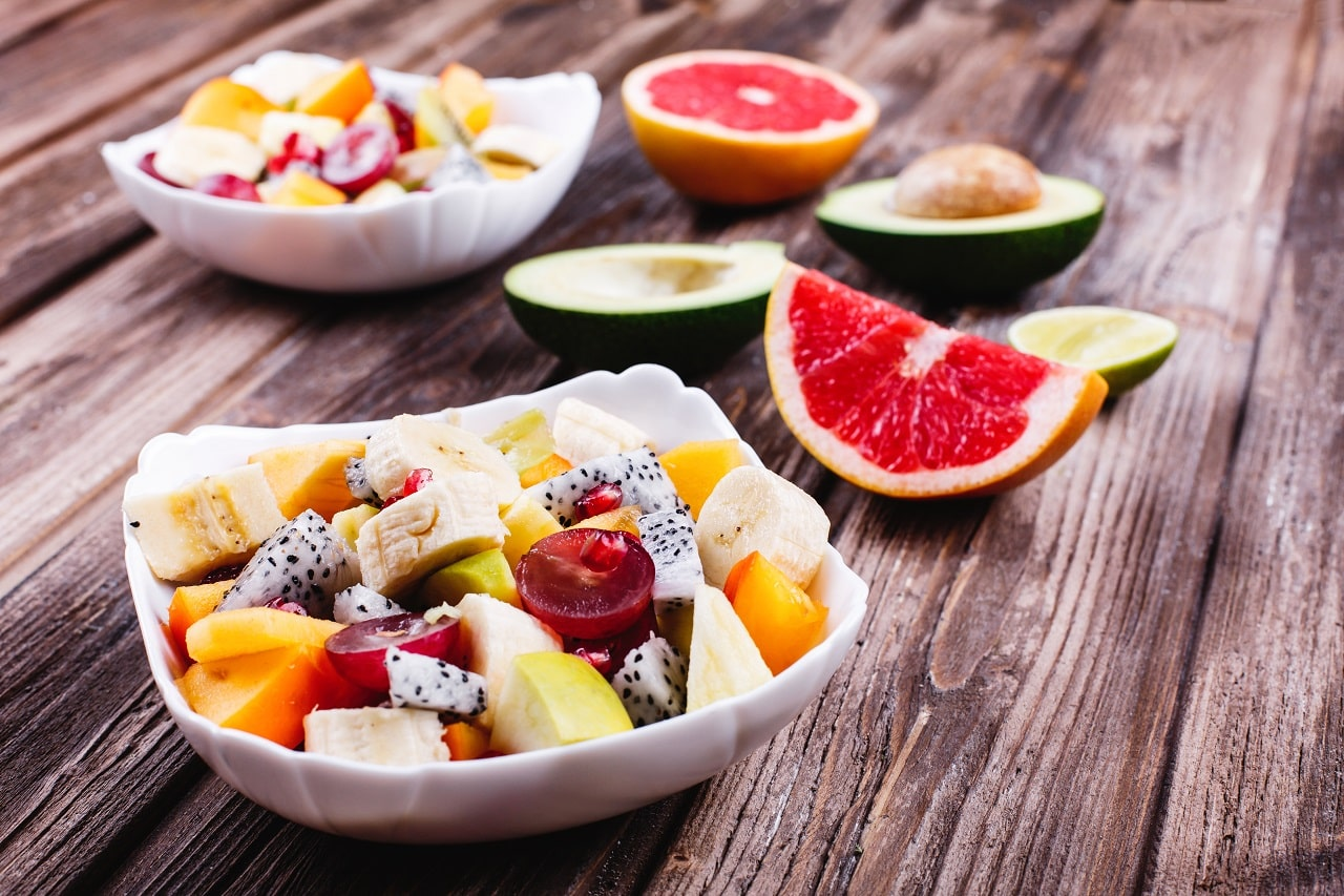 Include Fibre in your diet to lose weight