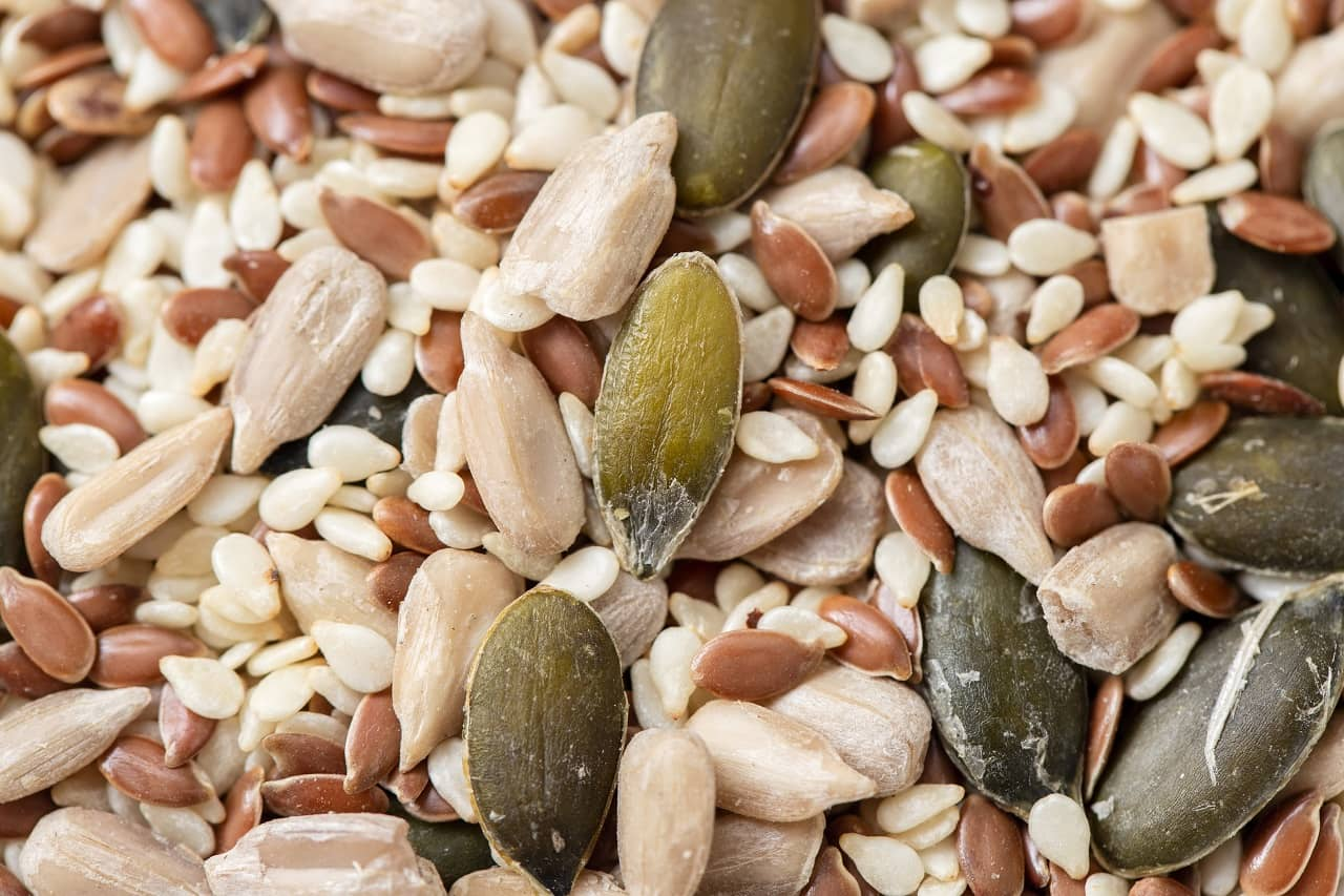 Seeds for hair growth