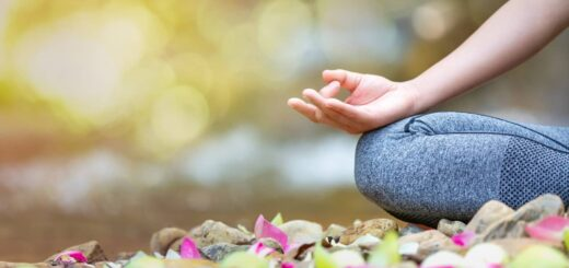 Yoga Mudras For Weight Loss