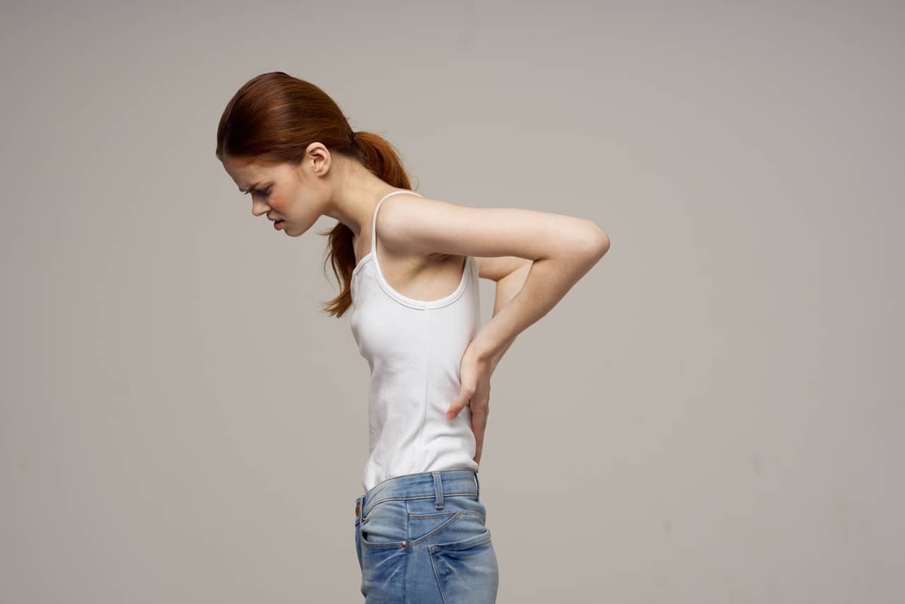Bad Posture- Teen Spine Injury
