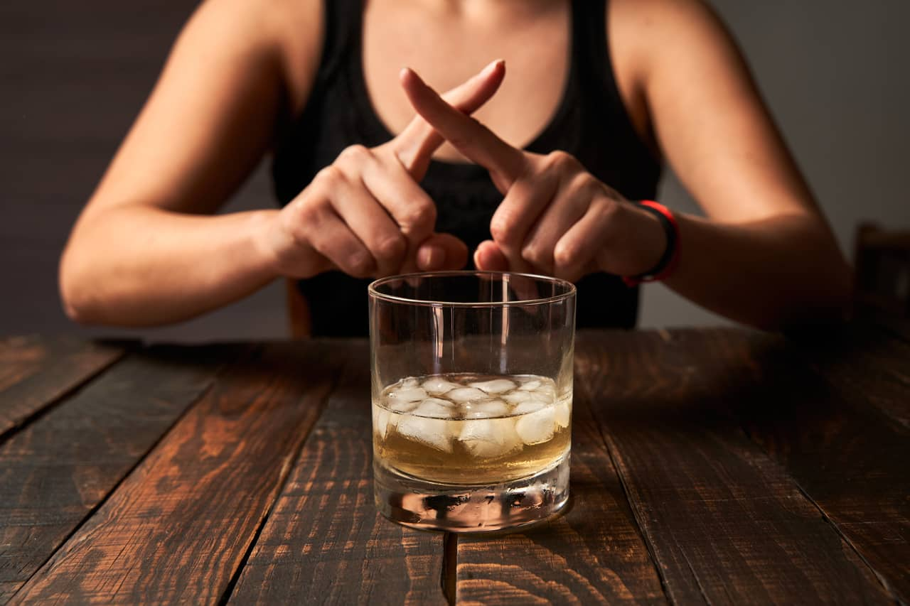 Cut down your coffee and alcohol intake to Improve Fertility