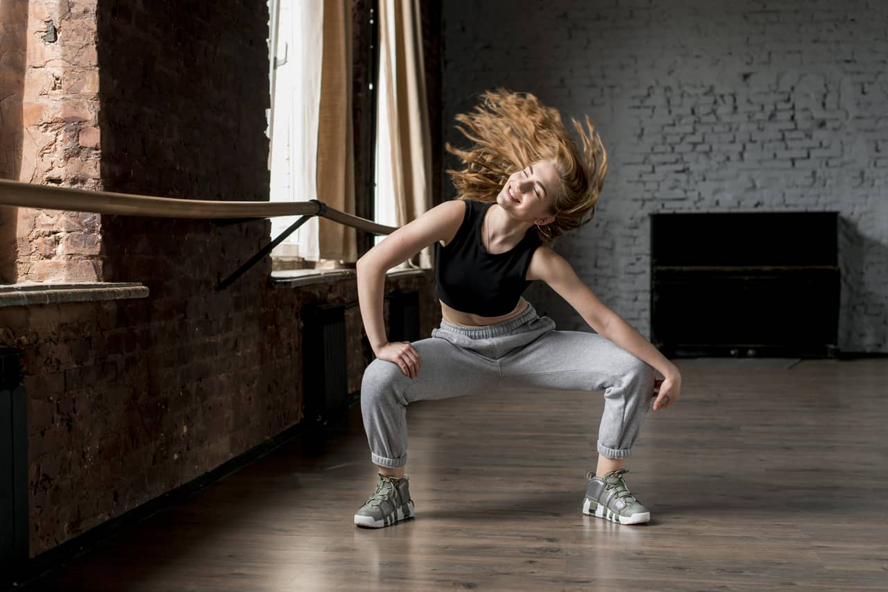 Dancing can improve fertility