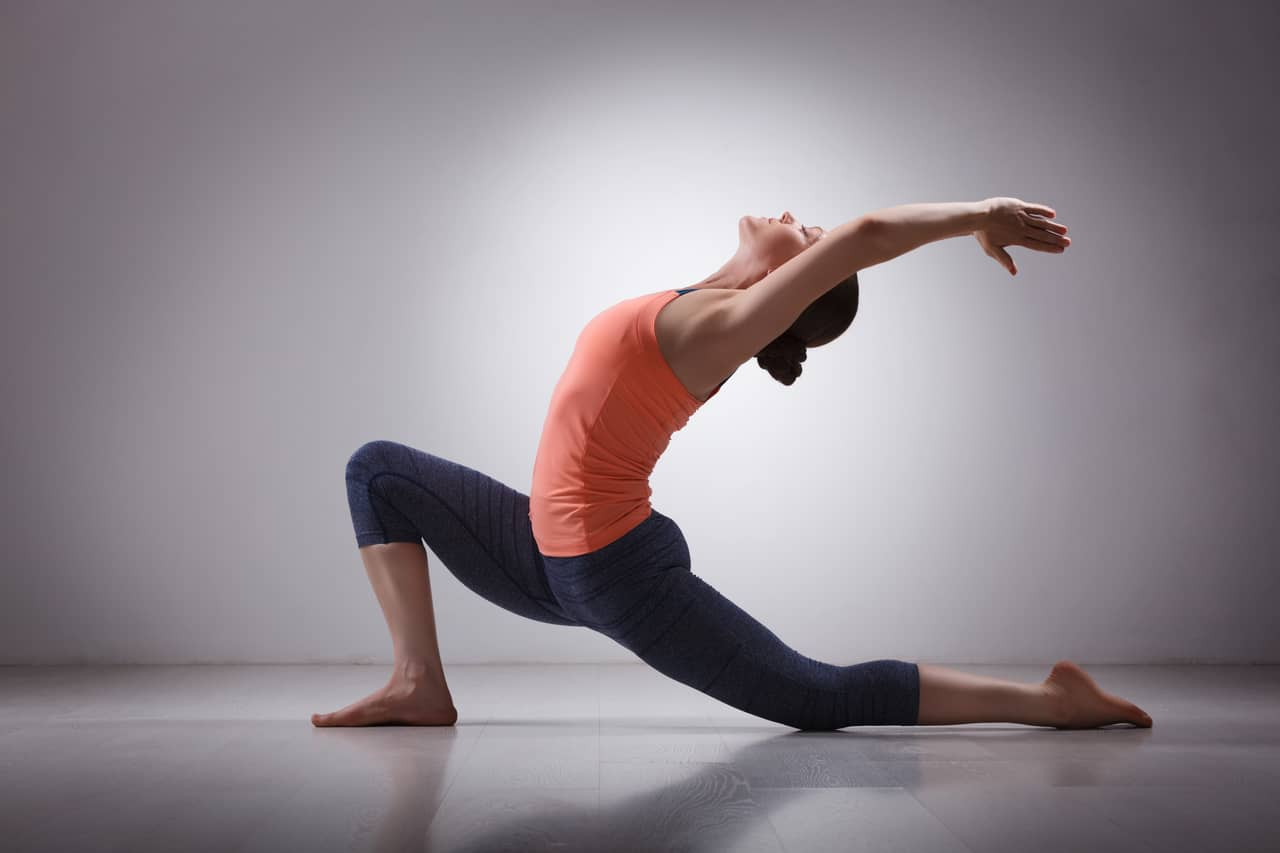 Do Yoga to Improve fertility