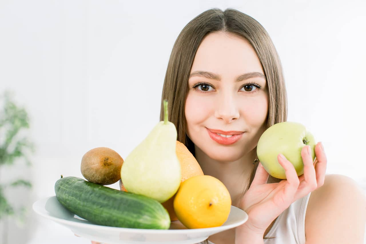 Healthy Food- Derm Tips