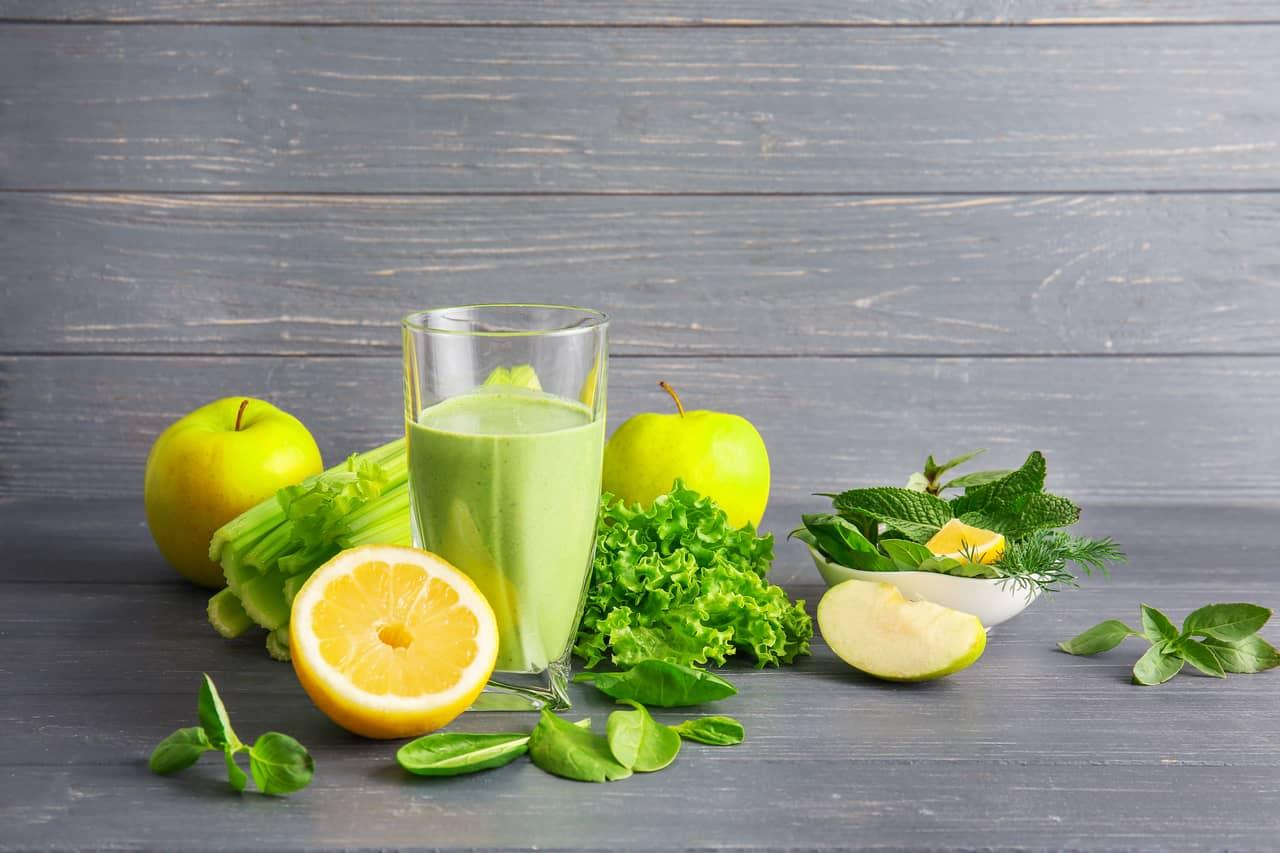 Hydrating- Benefits of Celery Juice