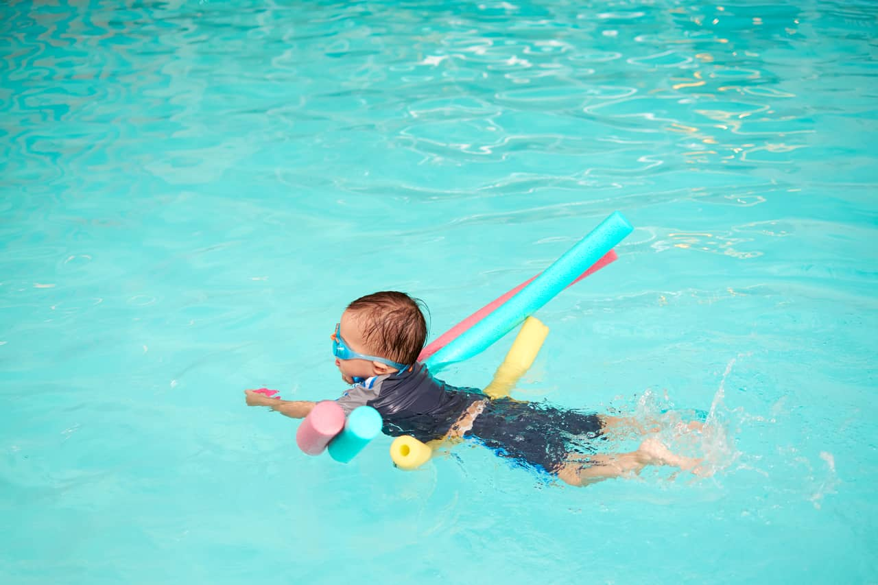 Leg Kicks- Water Based Exercises