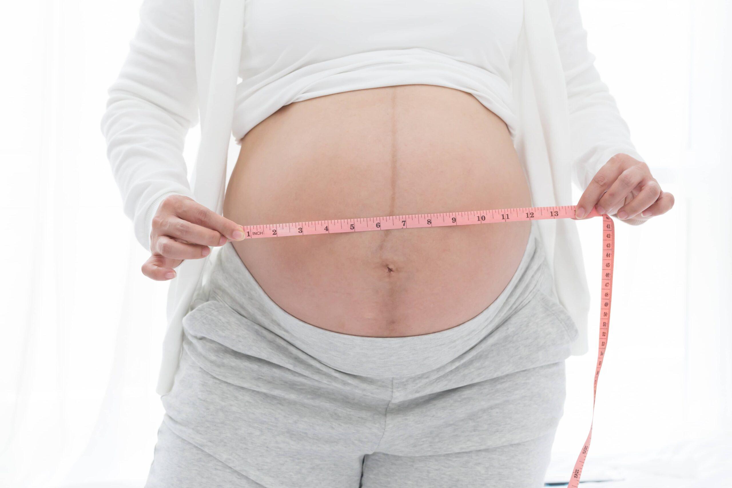 Maintaining Weight- Obesity of a Mother affect a Newborn