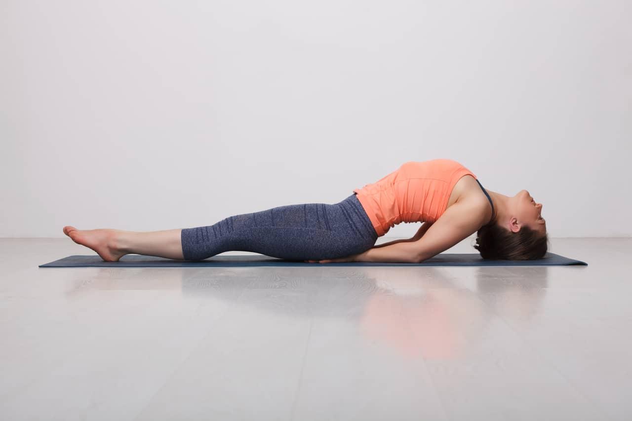 Matsyasana- Yoga Poses