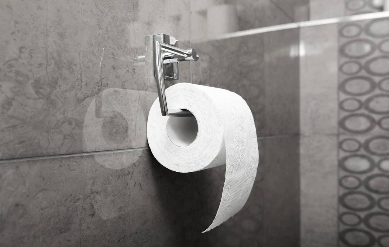 No to Toilet Paper
