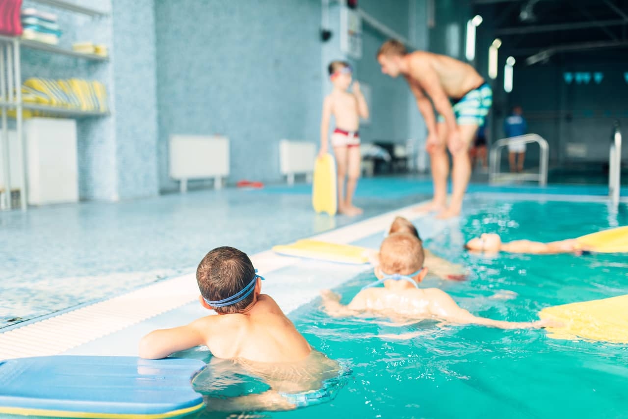 Pool Planks- Water Based Exercises