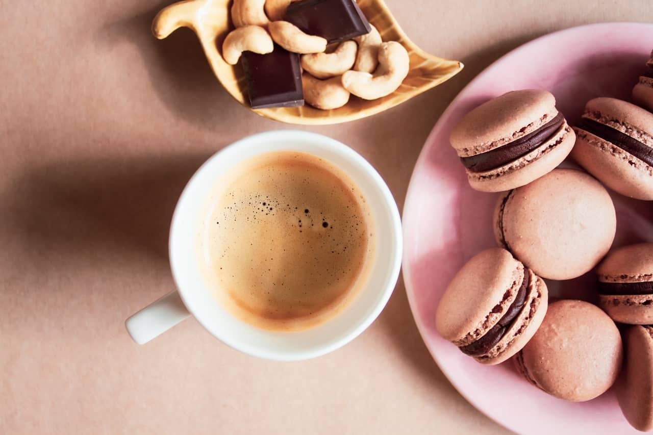 Sugar-free Drinks- Coffee Cashew Latte