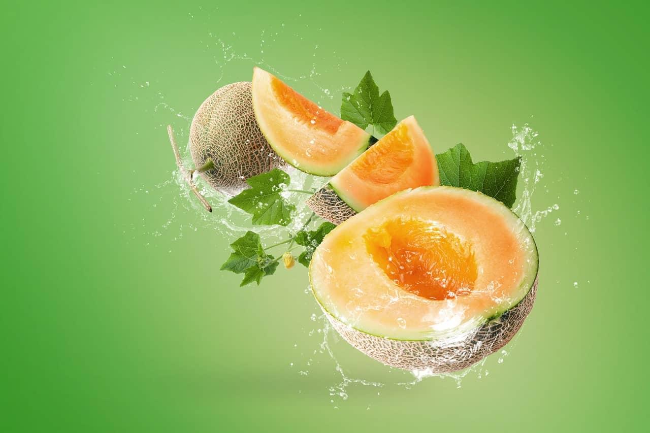 Sugar-free drinks- Melon Infused Aqua Fresca