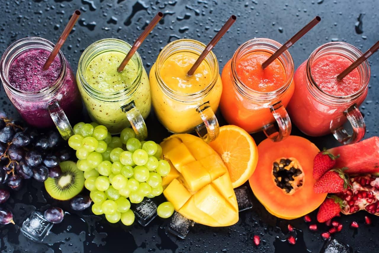 Sugar-free drinks-Tropical Smoothie