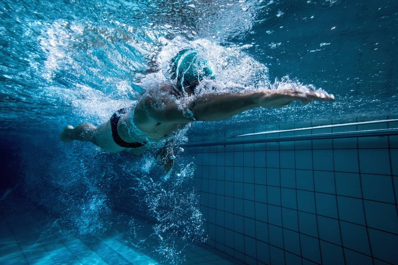 Swimming to improve fertility