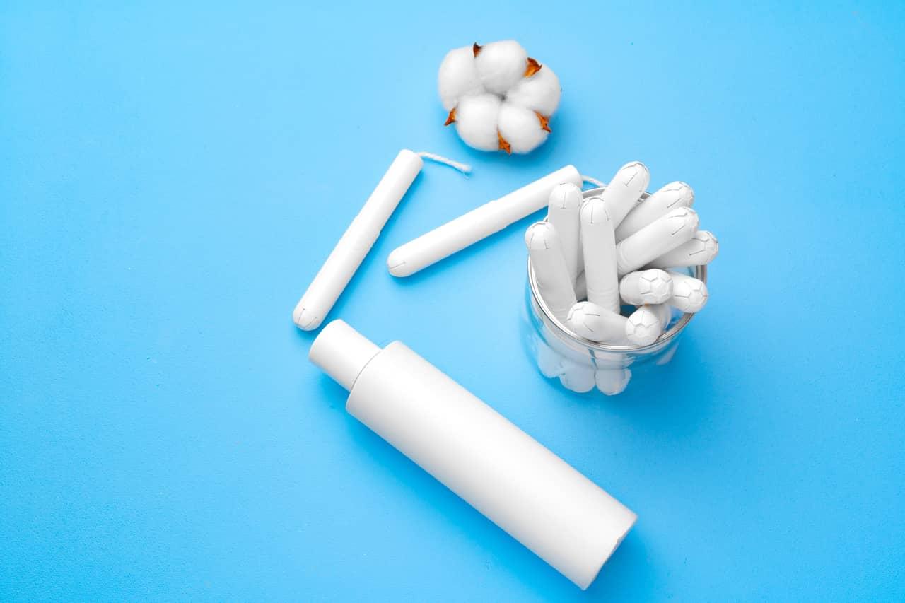 Tampons- Feminine Hygiene Products