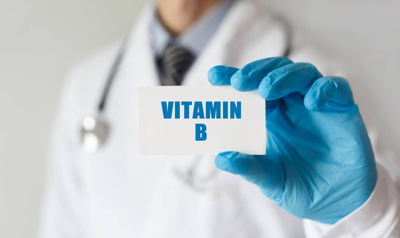 Vitamin B to activate Thyroid Gland