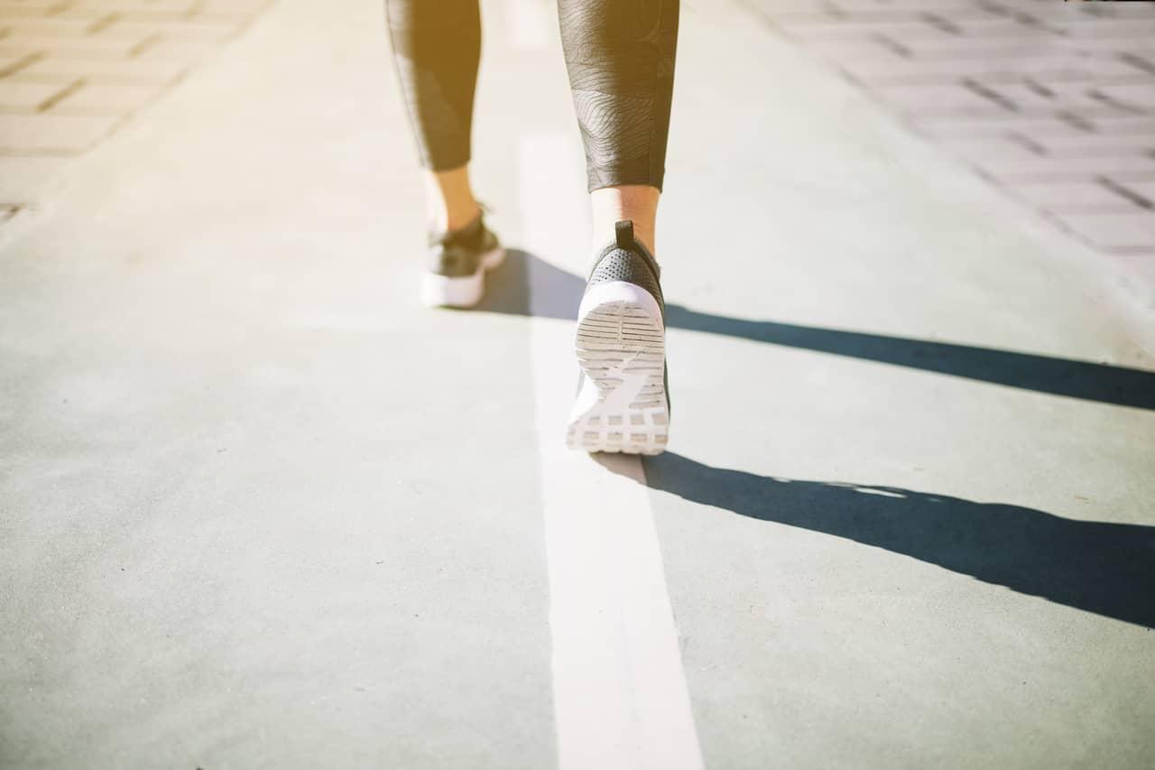 Walking to Improve Fertility