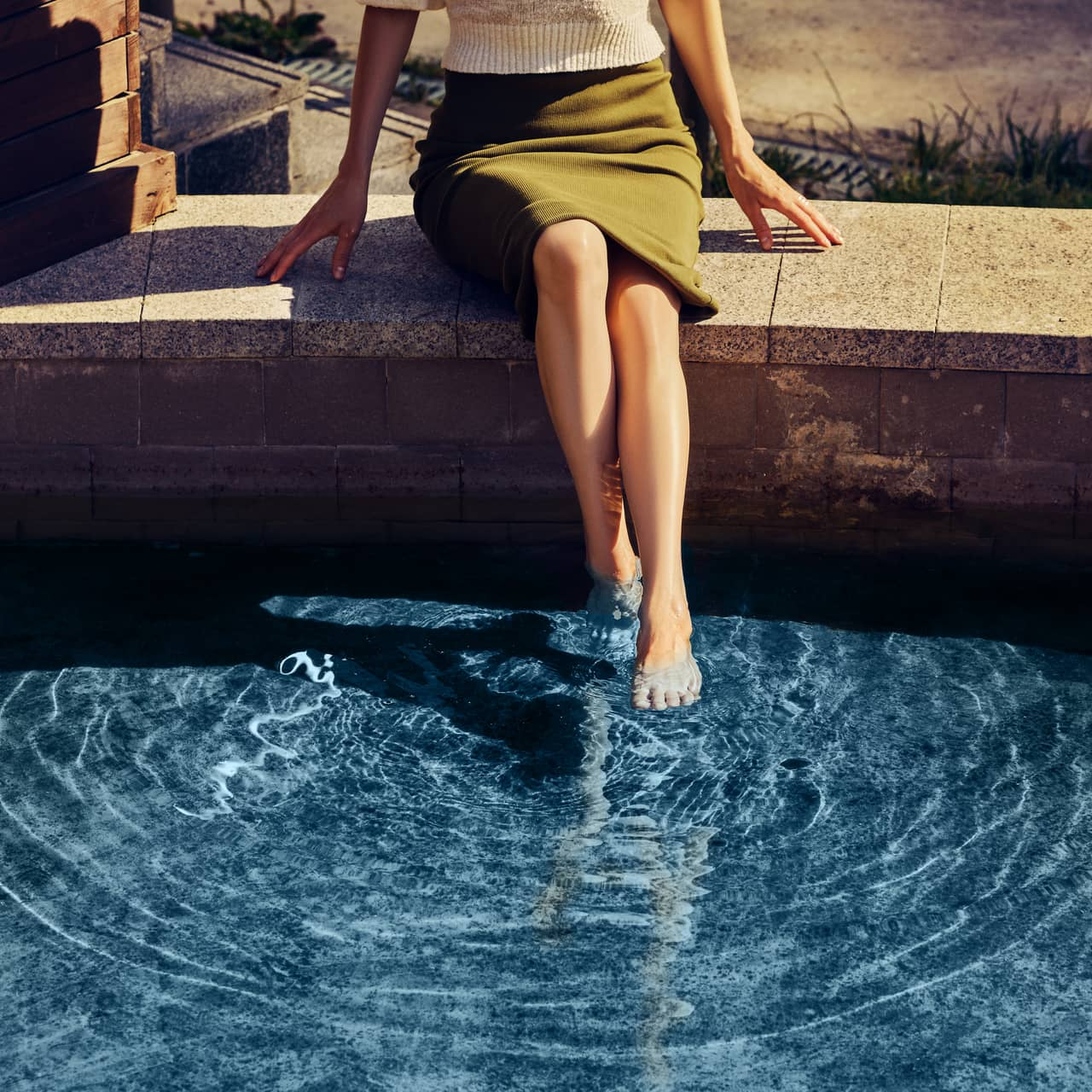 Water Walking- Water Based Exercises