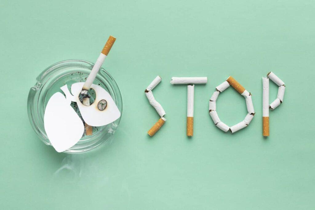 magic mushroom helps in anti-smoking