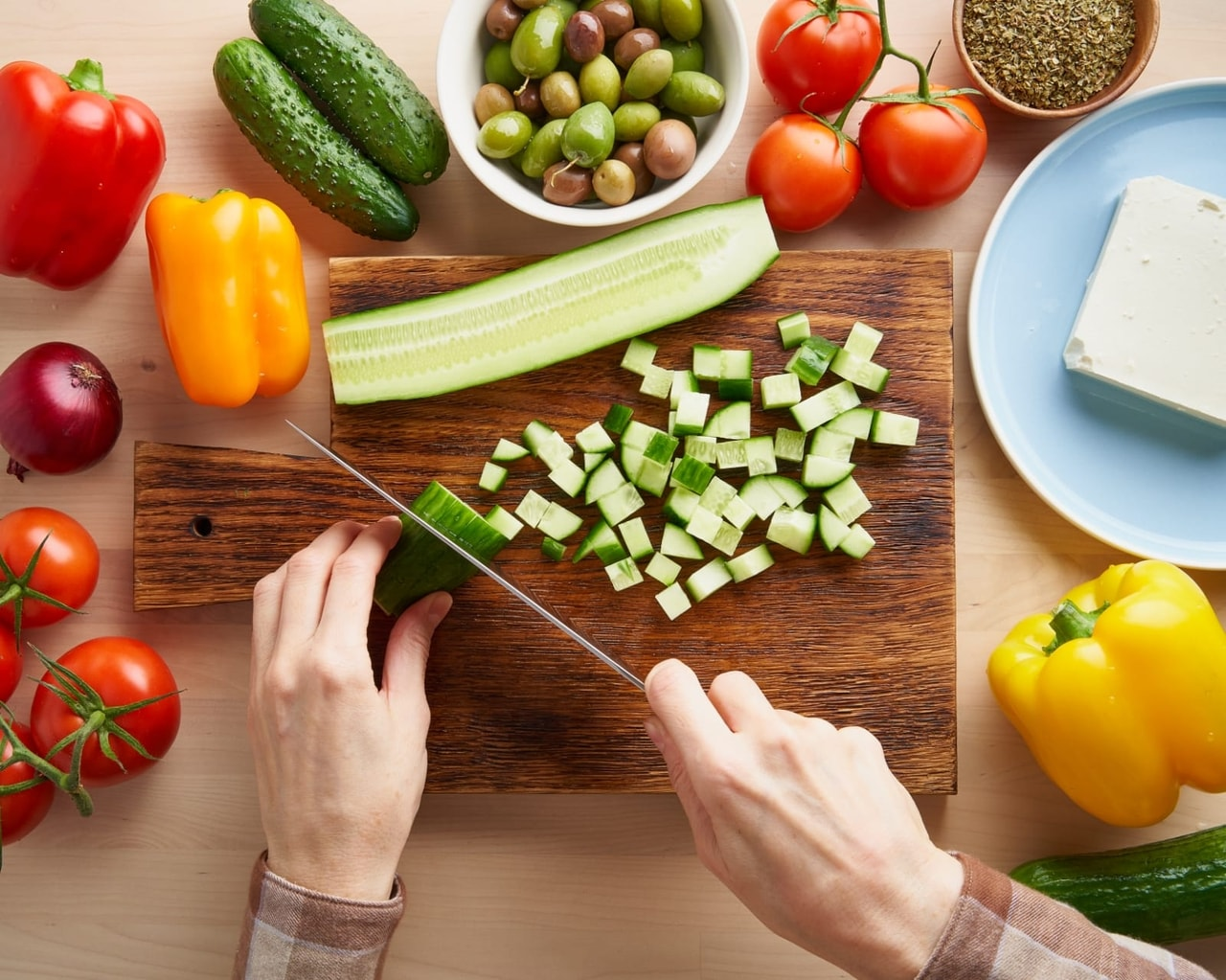 Common Foods Included in DASH Diet