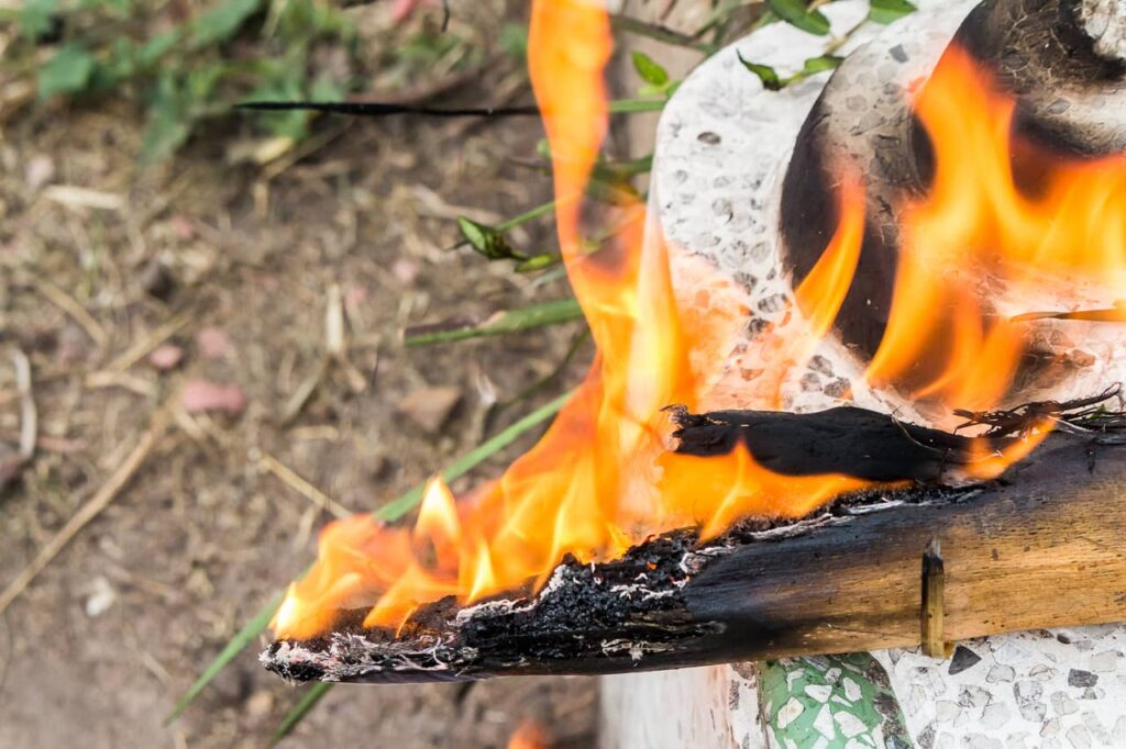 Safety Tips in Summer Around Fire or Barbecue