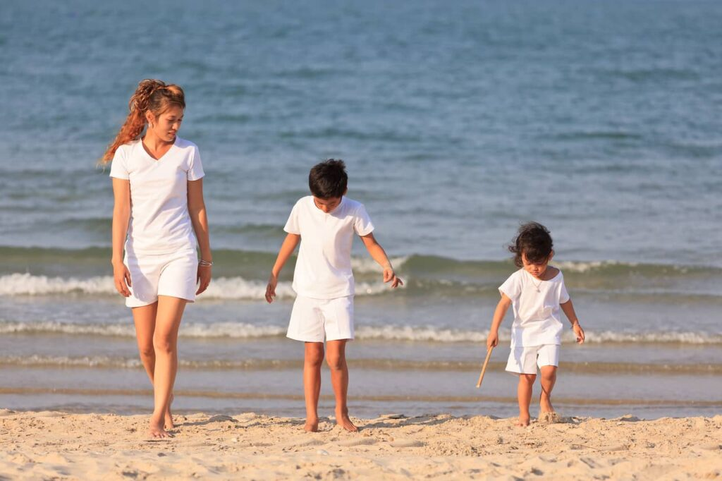 Safety Tips in Summer for Kids Keep a close watch